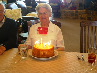 Barbara's birthday
