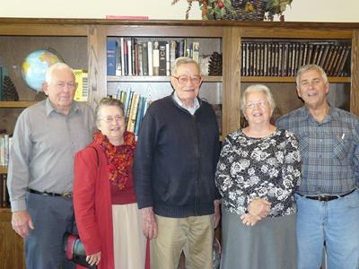 Bill Louisa Ennis, Roger, Bud Mary Aldrich