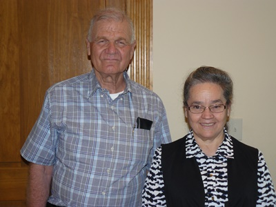 Don Reynolds, Lidia Morales