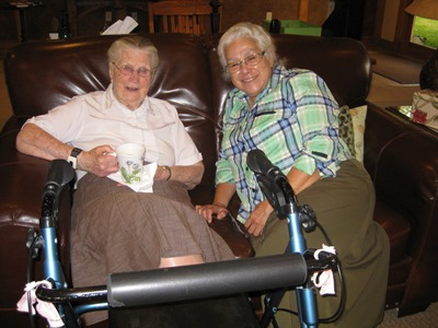 Esther and Emma