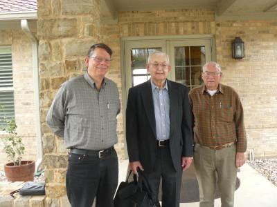 Ken, Clarence, Jack