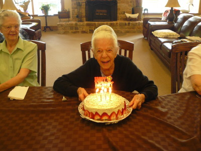 Bea turns 94