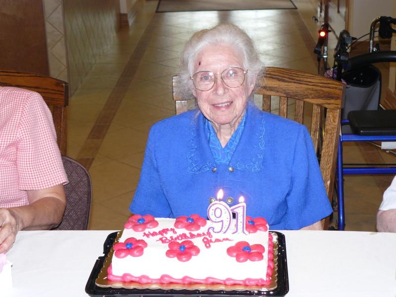 Jean at 91