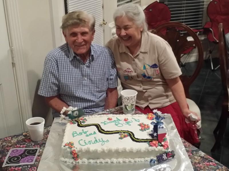 Bob and Cindy Erickson