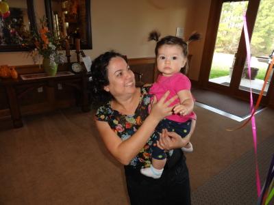 Conchita and Katelyn