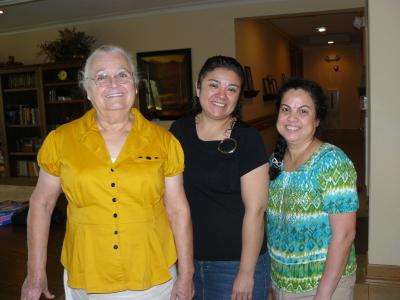 Celia, Rocio, Conchita