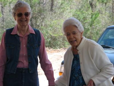 Leona and Bea 2009