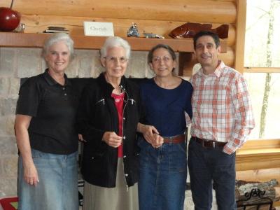 Linda, Elenora, Mireille, Dominique