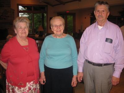 Florence, Leah, Lynn