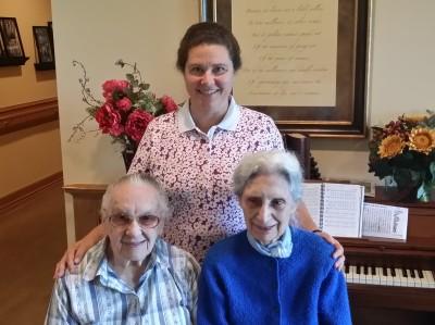 Doris, LaNell, Teresa