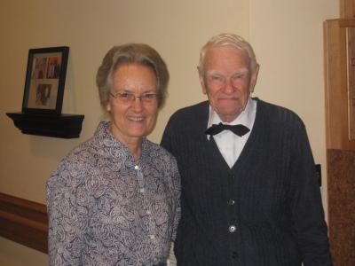 Margaret and Elton