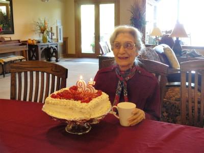 Teresa's Birthday