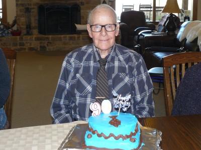 Raymond's 90th