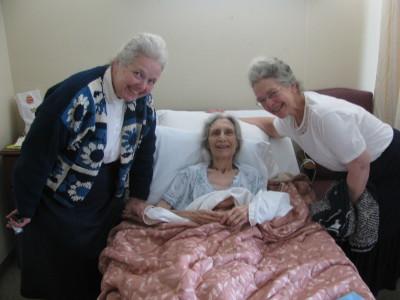 Ann, Teresa, Alice