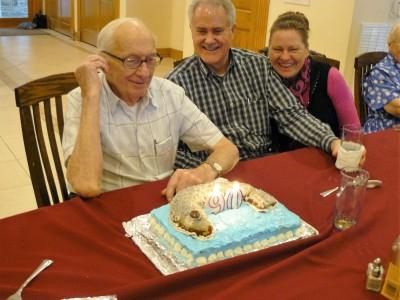 John turns 80