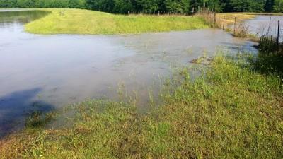 Secondary lake overflow