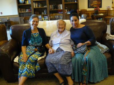 Kim, Alice, Esther