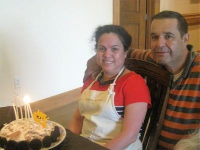 Conchita's birthday