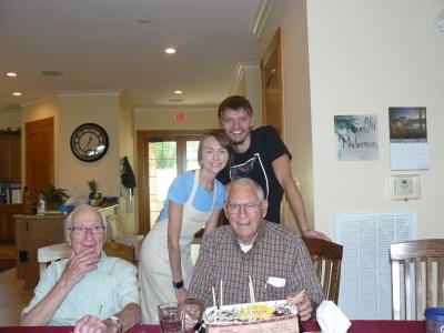 Jack's 83rd