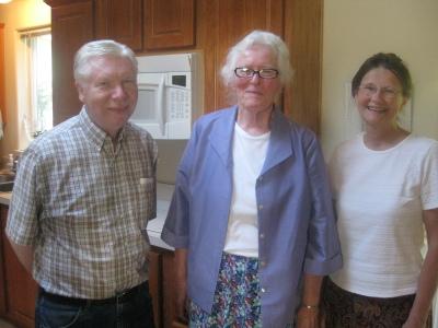 Jim, Jean, Cheryl